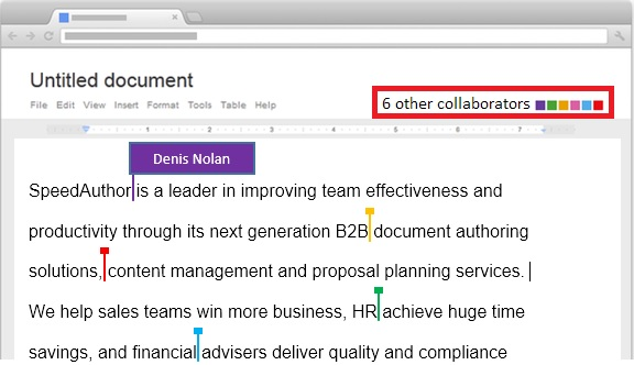 collaboration-Google-docs