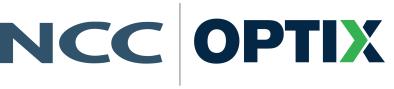 NCC OPTIX Logo